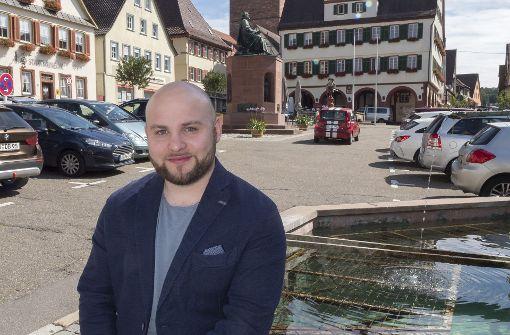 Markus Frohnmaier ist in Weil der Stadt aufgewachsen. Foto: factum/Weise