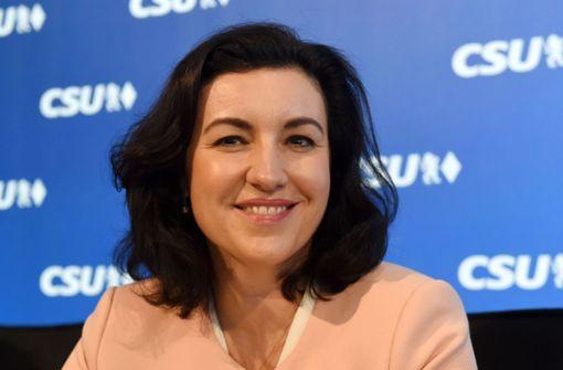 Dorothee Bär wird neue Staatsministerin für Digitalisierung. Foto: AFP