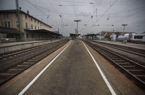 Kurzschluss an Bahnstrecke