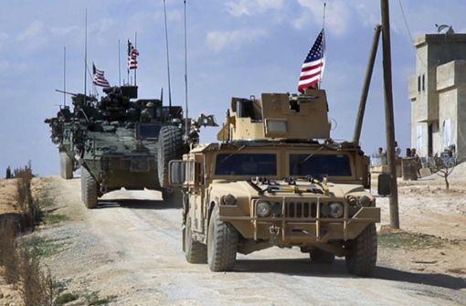 US-Truppenabzug aus Syrien löst Besorgnis bei Verbündeten aus