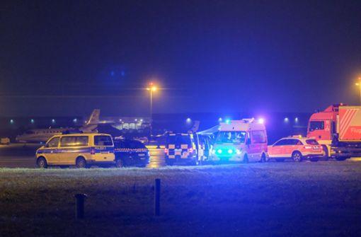 Autofahrer unter Drogen legt Flughafen lahm