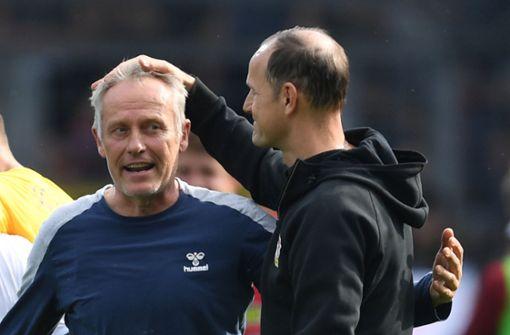 Freiburg mit 0:0 gegen Bayer zufrieden
