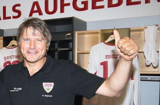 Ex-VfB-Torjäger Reichert tippt am besten