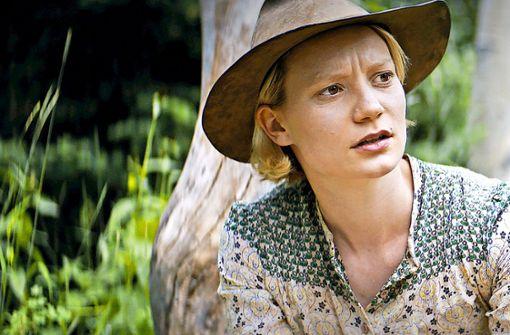 """Mia Wasikowska in """"Damsel"""" Foto: Produzent"""