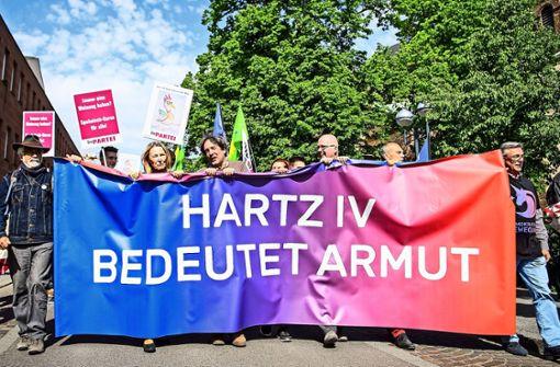 Wie soll es mit Hartz IV weitergehen?