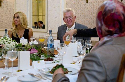 Kretschmann würdigt Rolle des Islam