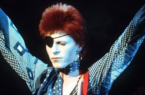 David Bowie, der Popstar mit den vielen Gesichtern. Seine Hits werden bleiben. Foto: Screenshot