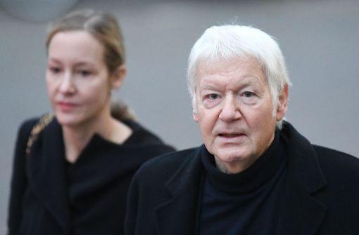 Staatsanwaltschaft fordert drei Jahre Haft für Anton Schlecker