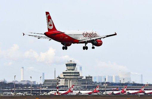 Airport im Herzen der Stadt