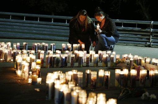 Tote und Verletzte bei Amoklauf an College