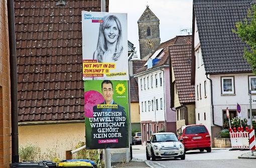 """Kandidaten als """"Volksverräter"""" verunglimpft"""