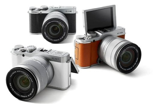 Komfortzone – Die spiegellose Systemkamera FUJIFILM X-A2