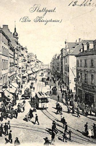 Im Jahr 1902 wurde diese Postkarte  beschrieben. Foto: Sammlung Wibke Wieczorek