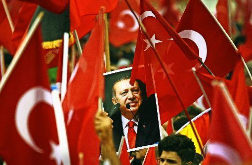 Politiker lehnen eine Erdogan-Werbetour ab