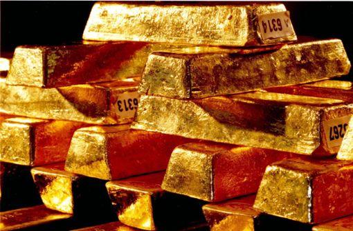 Untersuchung des möglichen Goldes dauert Wochen