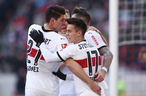 Erik Thommy schießt den VfB Stuttgart zum Sieg