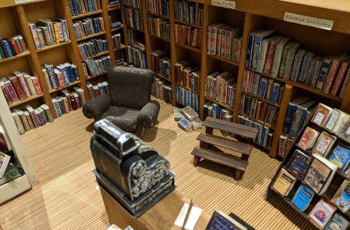 Ein Buchladen lädt zum Schmökern ein. Foto: Jürgen Brand