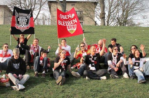 Seit seiner Gründung durch 18 VfB-begeisterte Nordlichter am 23. Mai 2007 ist der Rote Brustring Hamburg e.V. aktuell auf 68 Mitglieder angewachsen. Neben zahlreichen waschechten Hamburgern, ... Foto: Roter Brustring Hamburg e.V.