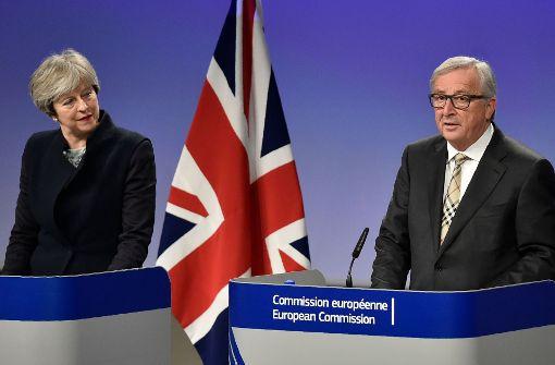 Brexit-Deal muss warten