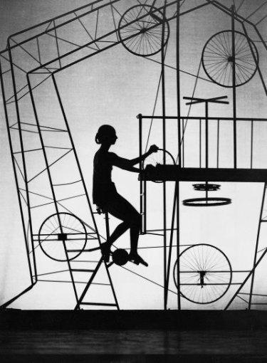 Stuttgarter Ballett: Oiseaux Exotiques, Choreographie: John Cranko, Bühnenbild: John Neumeier, 1967;  Marcia Haydée  © Hannes Kilian Foto: © Hannes Kilian