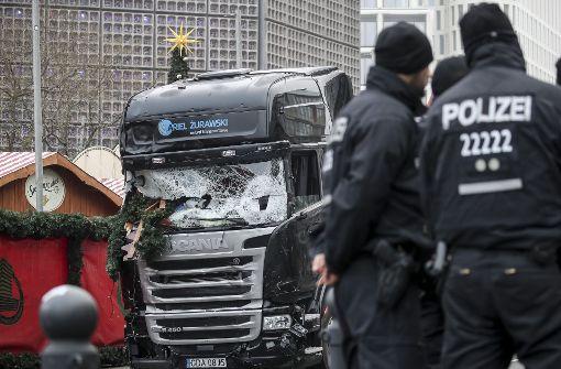 Medien: IS drängte Anis Amri zu Attentat