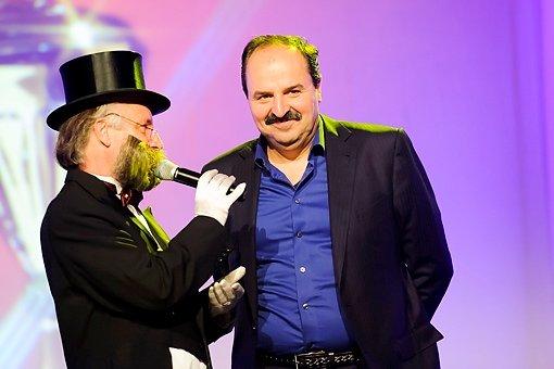 Johann Lafer trägt Bart des Jahres