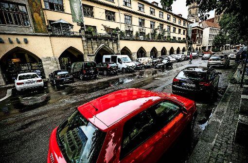 Im Parkplatzstreit deutet sich Kompromiss an