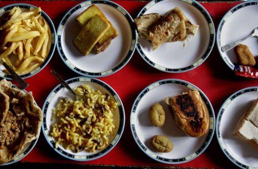 Aufgetischt: Das essen Schüler in aller Welt