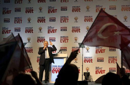 Dänemark will Besuch von türkischem Regierungschef Binali Yildirim verschieben