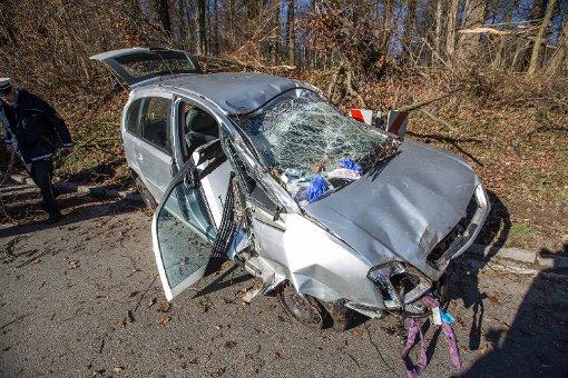 Mehrere Unfälle, bei denen Rentner am Steuer saßen, haben sich in den vergangenen beiden Tagen in Stuttgart und der Region ereignet - zuletzt am Donnerstag in Marbach am Neckar (Foto). Foto: www.7aktuell.de | Simon Adomat