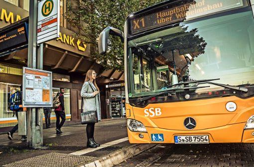 So lange braucht der neue Schnellbus X1