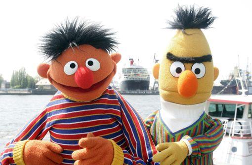 Ernie und Bert nur beste Freunde?
