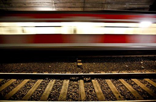 Bahnhof Böblingen gesperrt, S-Bahn evakuiert