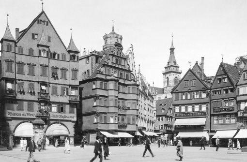 Stuttgart ist eine schöne Stadt. Aber früher war sie noch viel schöner. Wir zeigen, wie die Stadt einst aussah, und wie sie sich verändert hat. bKlicken Sie sich unsere Bildergalerie/b.   Quelle: Unbekannt