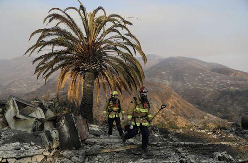 Anwesen von Thomas Gottschalk in Malibu abgebrannt