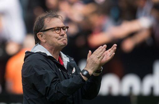 Ex-VfB-Trainer löst Ewald Lienen ab