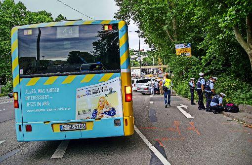 Busfahrer wird gleich doppelt zum Opfer