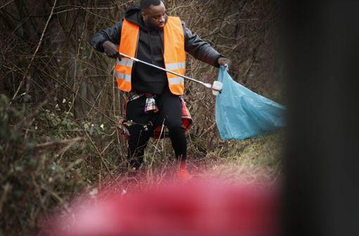 Vincent Mauricio ist Müllsammler aus Verantwortung