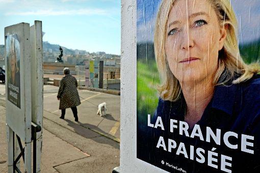 Frankreichs Angst vor dem schwarzen Schwan