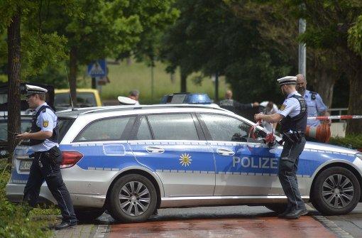 In Filderstadt-Bernhausen ist ein Mann von der Polizei erschossen worden. Foto: SDMG
