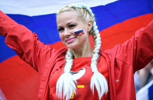 Beim ersten Spiel der WM treffeb Gastgeber Russland gegen Saudi-Arabien aufeinander. Foto: Witters GmbH