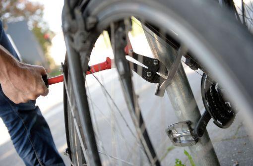 So ist das Fahrrad sicher