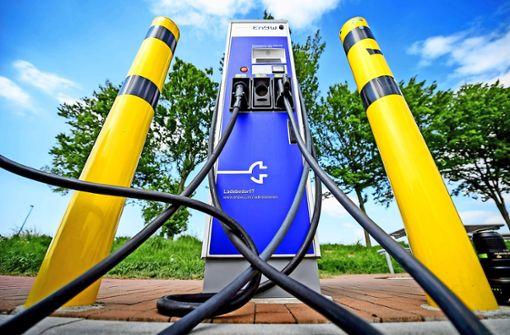 Ladeinfrastruktur für Elektroautos wird ausgebaut