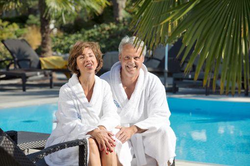 Beliebt bei Verliebten und Paaren, egal ob für ein Wellnesswochenende oder einen Kurzurlaub.  Foto: Kur und Bäder GmbH Bad Krozingen