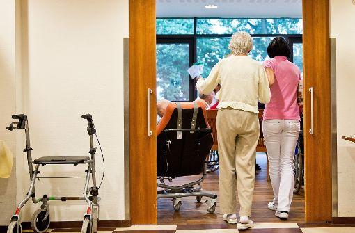Pflegeheimplätze im Land könnten knapp werden