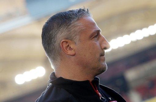 Vier Spiele des VfB Stuttgart terminiert