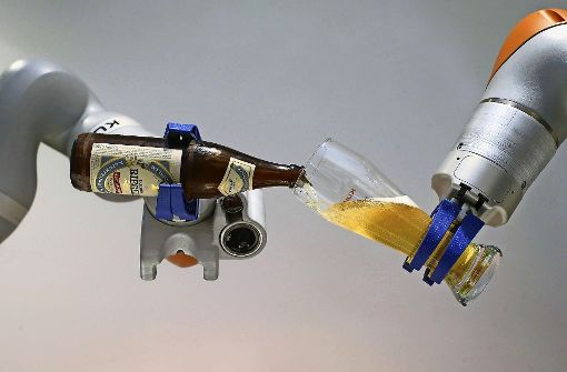 Kuka plant Haushaltsroboter für jedermann
