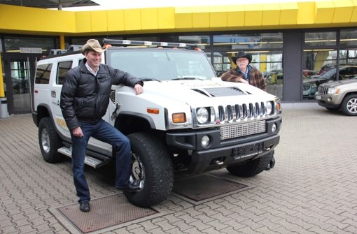 Party mit US-Autos und Country