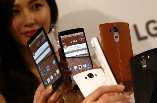 LG G4 gibt es auch mit Lederrücken