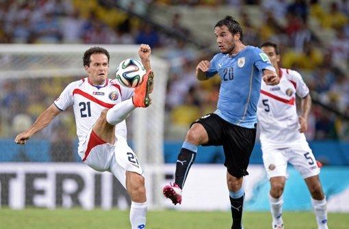 Uruguay von Costa Rica degradiert